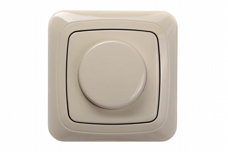Диммер 400W для ламп накаливания и галогенных ламп