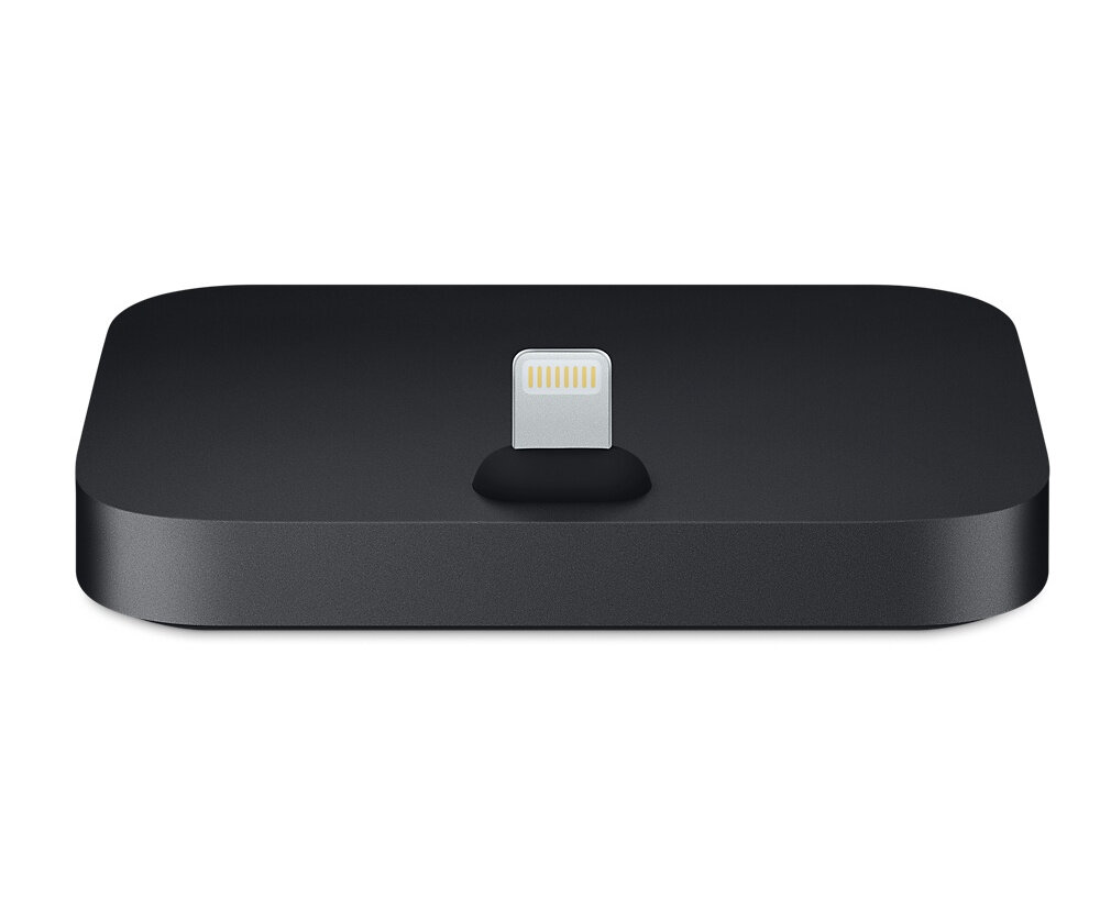 Док-станция APPLE iPhone Lightning Dock Black MNN62ZM/A