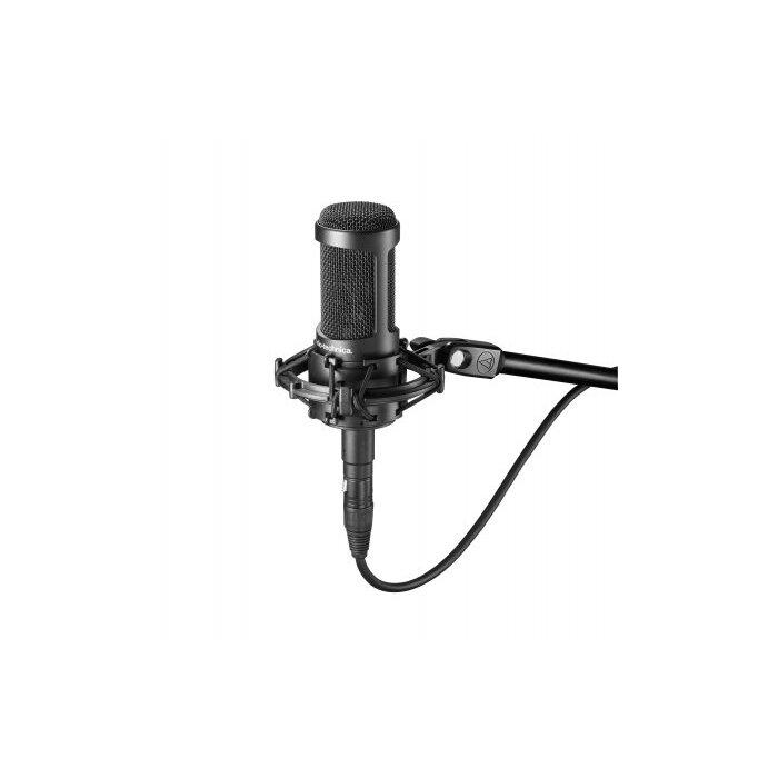 Студийные микрофоны Audio Technica AT2050