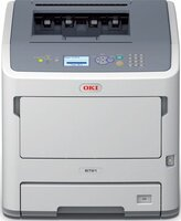 Принтер OKI B721DN, формат А4, ч/б, светодиодный (45487002)