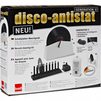KNOSTI Disco Antistat Record Cleaning Unit (MKII)