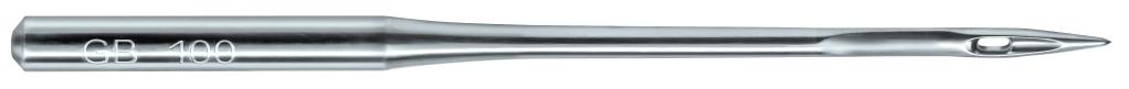 Швейная игла Groz-Beckert DBX1 FFG (SES) №75