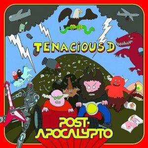 """Tenacious D """"виниловая пластинка Post-Apocalypto / Limited Picture Vinyl (1 LP)"""""""