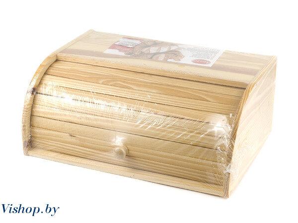 Хлебница деревянная Apetit 40*27,5*16,5 см