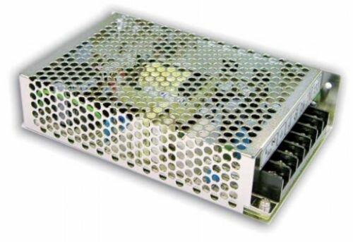 Преобразователь AC-DC сетевой Mean Well RS-100-12 источник питания 12В с универсальным входом от 88 до 264 В AC, мощность 100Вт, конструктивное исполн