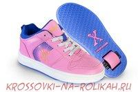 Роликовые кроссовки SIDE WALK SPORTS by Heelys BATTALION HE100534 (Выберите необходимый размер: 35)