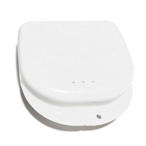 Plastic Box – Бокс пластиковый, 82*85*29 мм (белый)