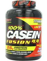 Протеины SAN 100% Casein Fusion ванильный пуддинг 991 гр.