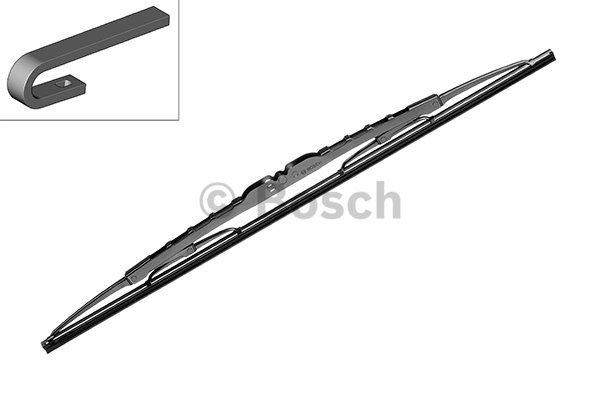 Щетка стеклоочистителя BOSCH Eco 34C, 340мм/13