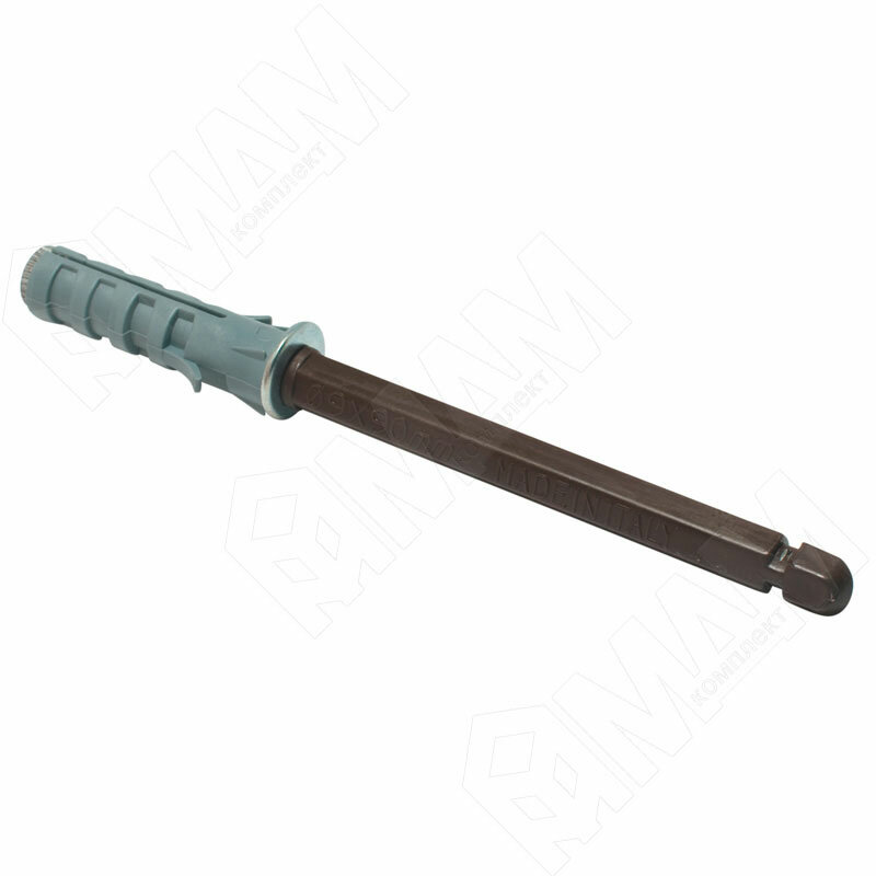 Скрытый менсолодержатель для деревянных полок толщиной от 16 мм (1 62050 10 00)