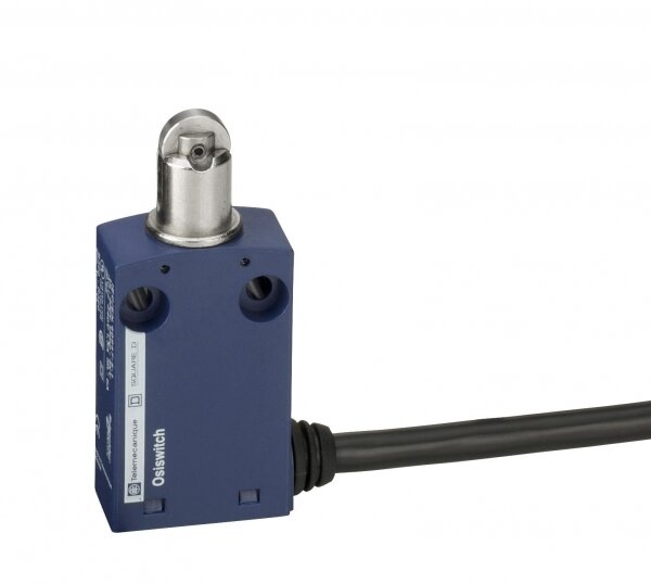 Концевые выключатели Концевой выключатель ролик-плунжер xcmn2102l1 Schneider Electric