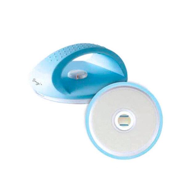 Пилка для ног Singi FC-100 (FOOT CLEANER, BLUE COLOR)