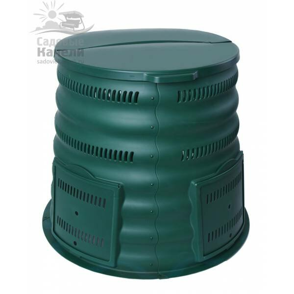 Компостер для дачи Волнуша 1000 литров