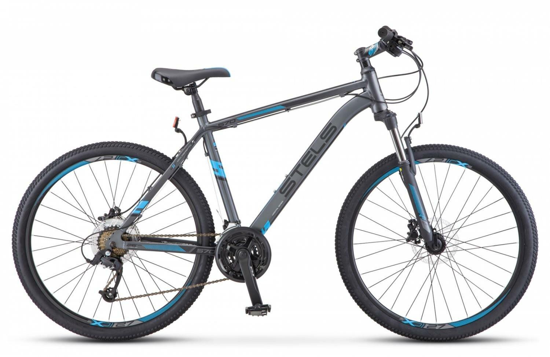 Велосипеды Горные Stels Navigator 640 D 26 V010 (2019) 17 ростовка