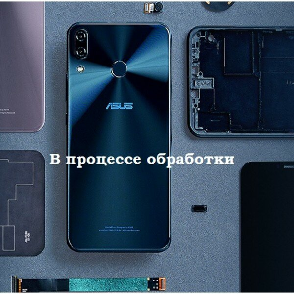 Сенсор отпечатков пальцев ZB555KL-4A FINGERPRINT MOD (ZHENHUA/25830100264)