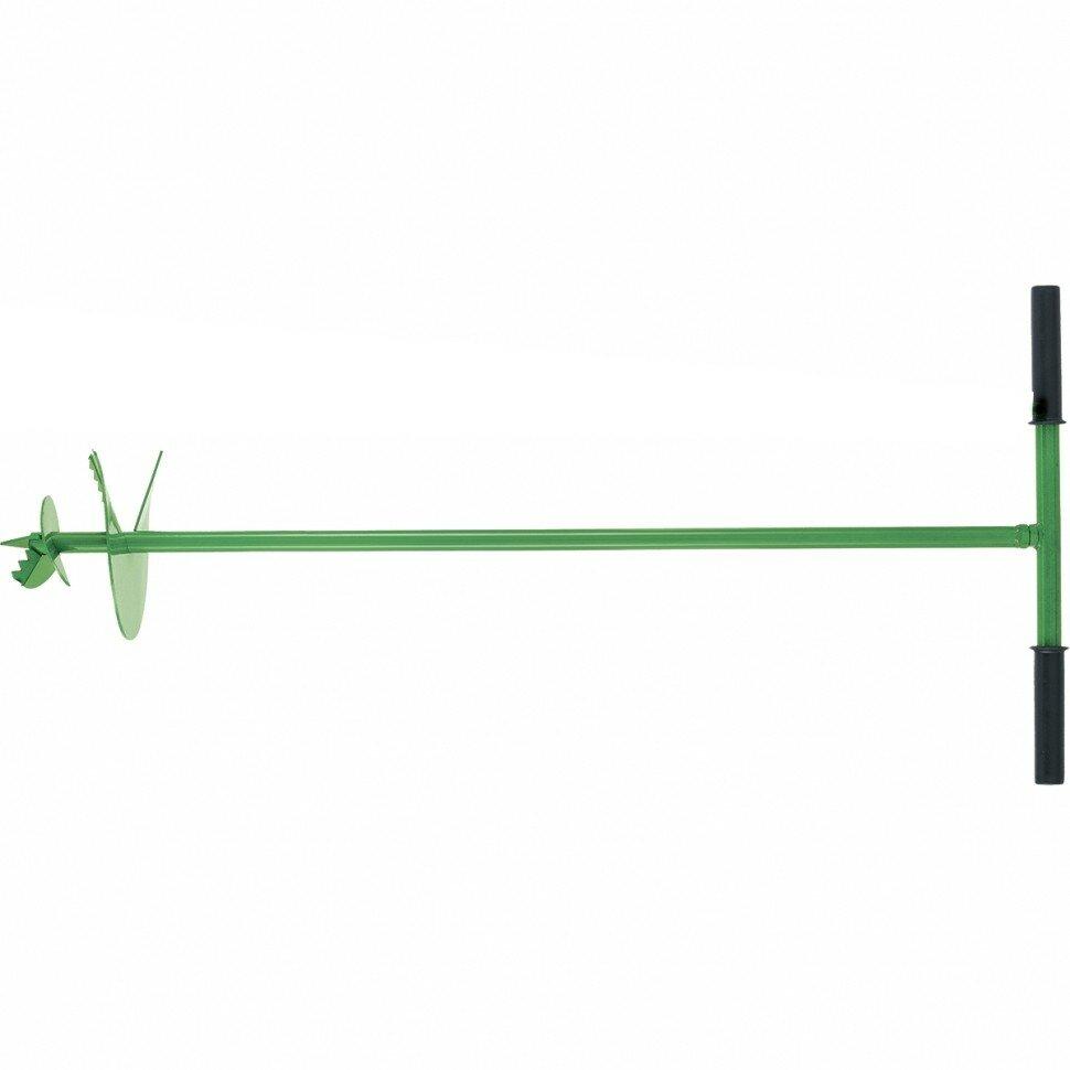 Бур садовый шнековый D 250 мм Сибртех (64504)