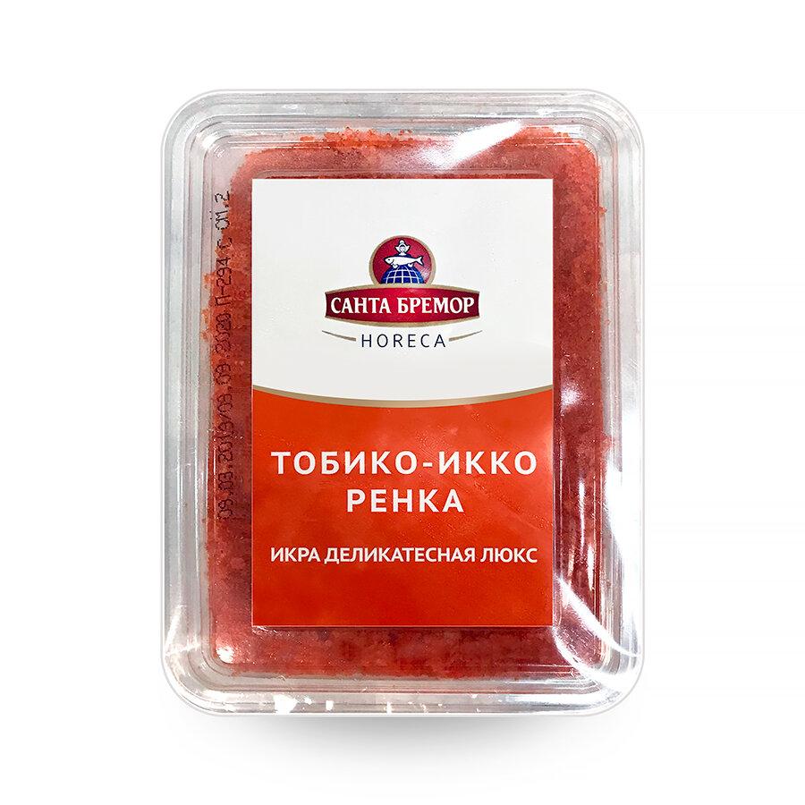 Икра Тобико - Икко Ренка оранжевая