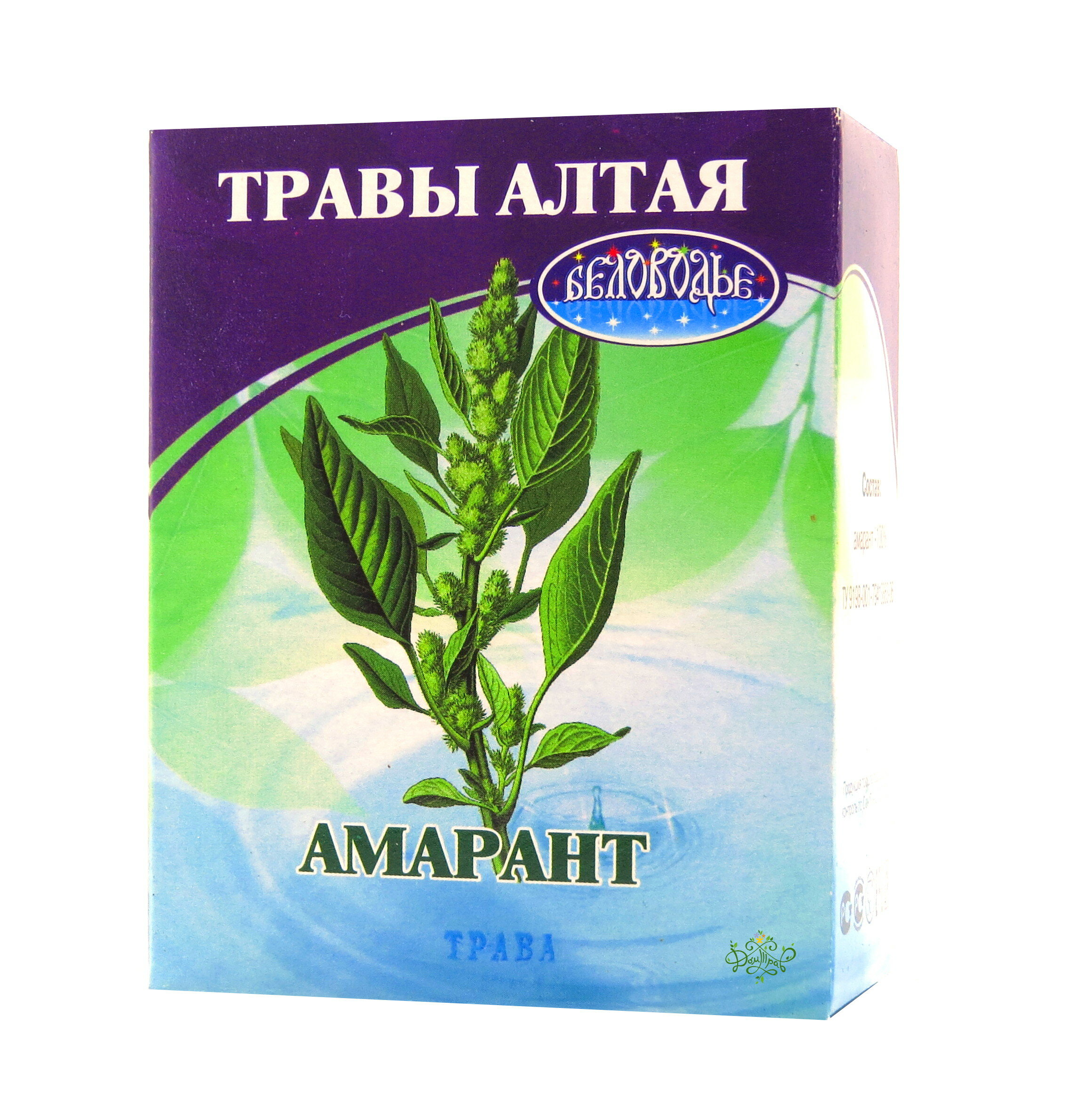 Амарант трава (листья амаранта), 50 г