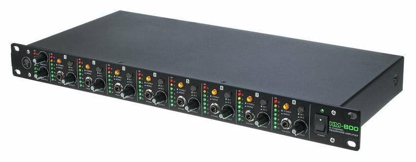 MACKIE HM-800 8-канальный предусилитель для наушников