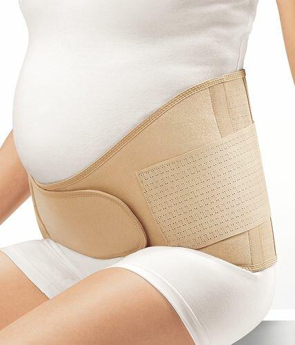 Бандаж для беременных усиленный до- и послеродовый MS- 99 Orlett, размер: XL, Бежевый