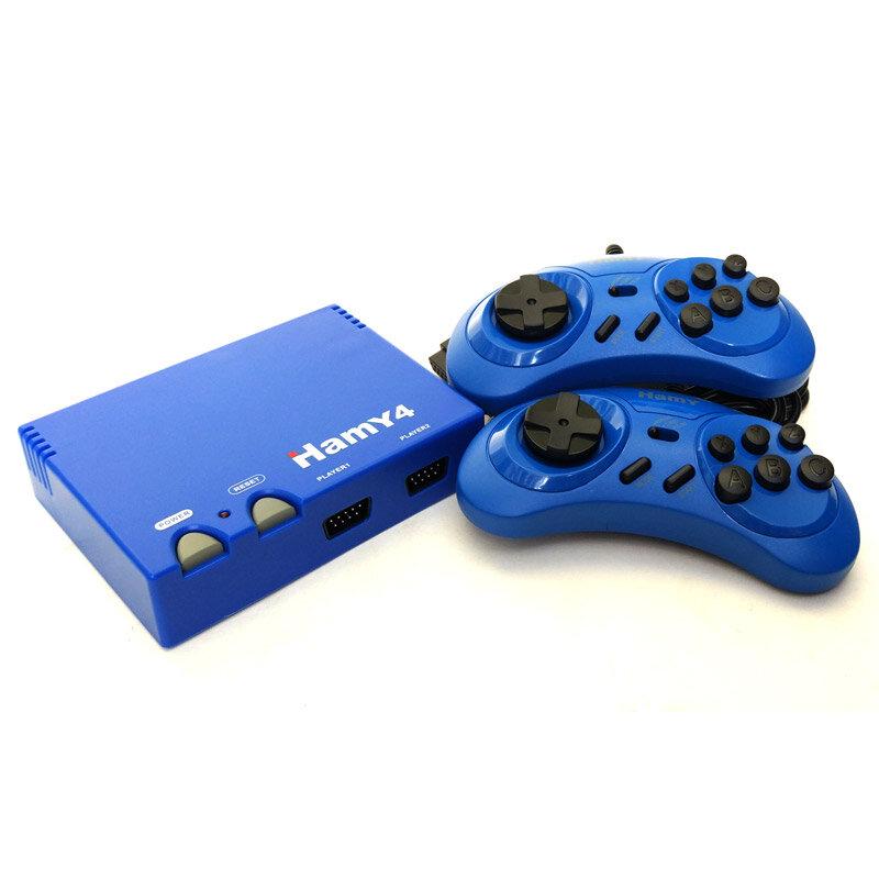 Игровая приставка Hamy 4 синяя