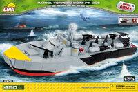 Торпедный катер Patrol Torpedo Boat PT-305. COBI 2376.