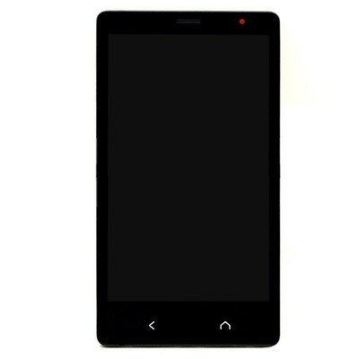 LCD дисплей с тачскрином Complect Black Nokia X Dual