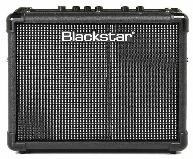 Моделирующий комбоусилитель blackstar id:core10 v2