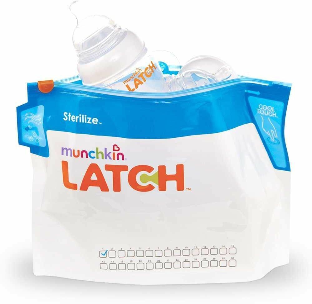 Пакеты для стерилизации Munchkin