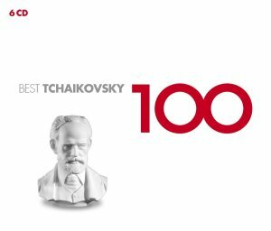 "Various Artists ""100 Best Tchaikovsky"""