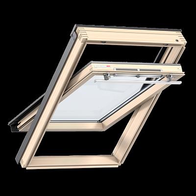 Мансардное окно Велюкс GGL 3070 CK04, размер 55 х 98 см.