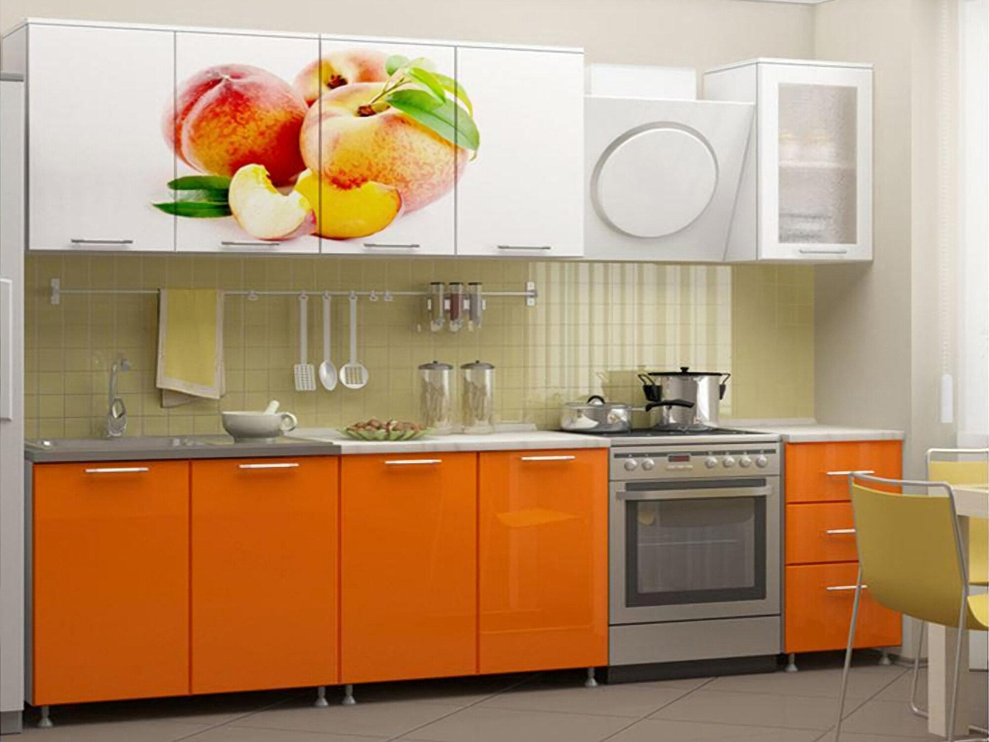 Кухня Персик 2000