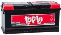 Аккумулятор автомобильный Topla Energy 110 А/ч 1000 А обр. пол. 108210 Евро авто (393x175x190)