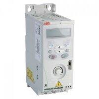 ACS150-03E-01A2-4 Преобразователь частоты 0.37 кВт, 380В, 3 фазы, IP20 (с панелью управления) ABB, 68581737