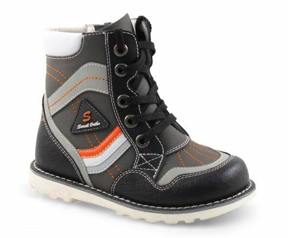 Ботинки для мальчиков 55-225 Sursil-Ortho, размер: 24