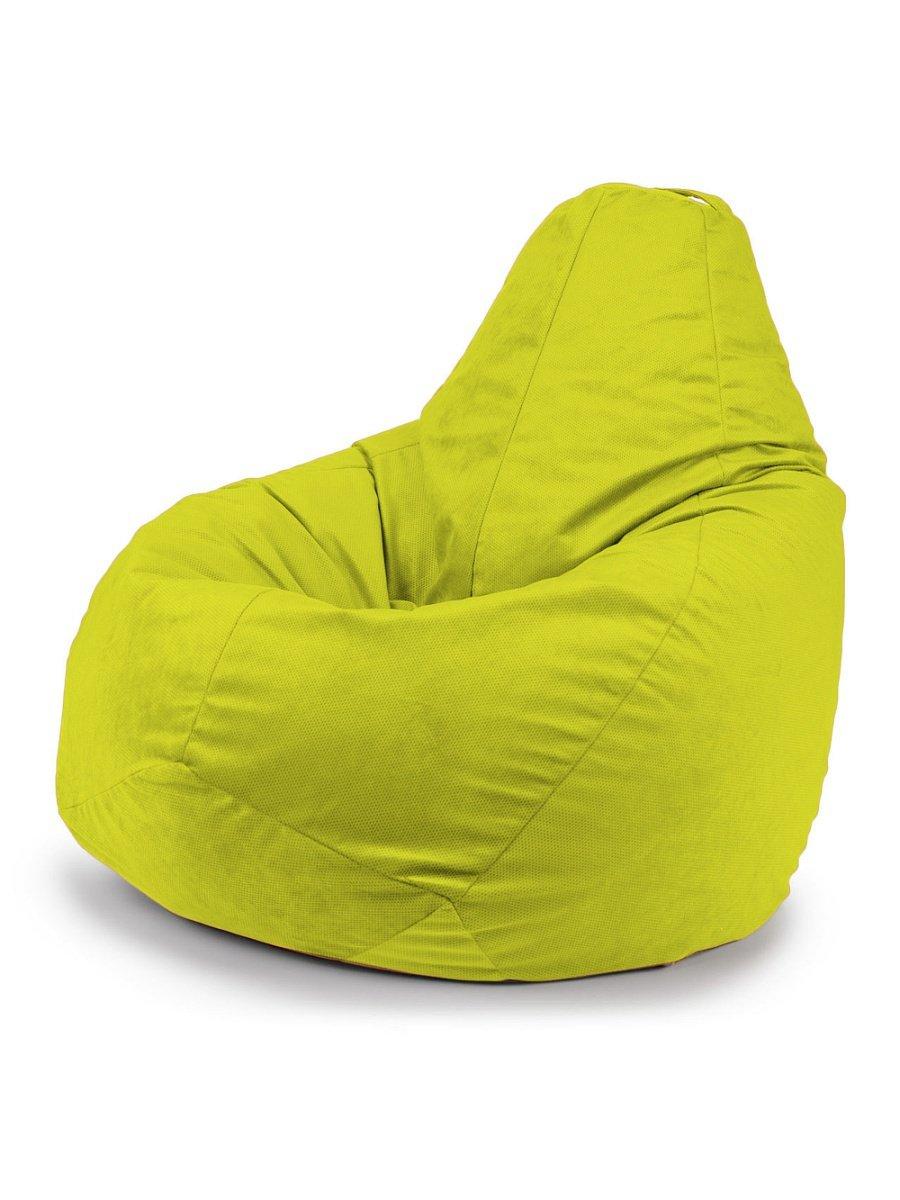 Кресло-мешок Magic-puff Груша-Vellut-Apple