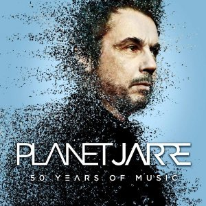 "Jarre, Jean Michel ""Planet Jarre: 50 Years Of Music"""