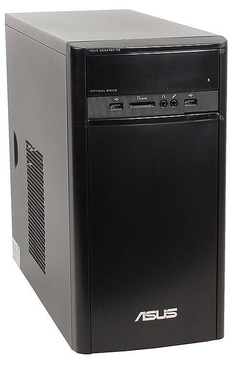 Системный блок ASUS K31AN-RU005T (черный)