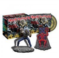 "Iron Maiden ""The Number Of The Beast / Limited Edition"""