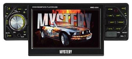 Автомагнитола Mystery MMD-4304