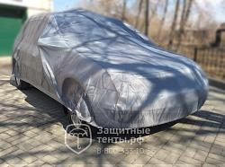 Тент чехол для автомобиля, ЭКОНОМ для Nissan Skyline (R32-34) / Ниссан Скайлайн