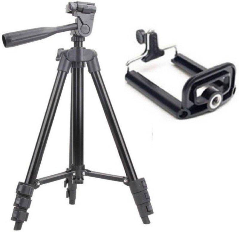 Штатив трипод для телефона и фотокамеры Black edition 3120