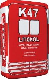 Плиточный клей Клей LitoKol К47 25 кг