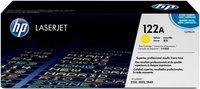 Q3962A (122A) оригинальный картридж HP для принтера HP Color LJ 2550L/ 2550LN/ 2550N/ 2800/ 2820/ 2840 yellow, 4000 страниц
