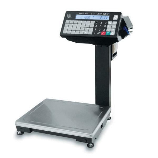 Весы с печатью этикеток ВПМ-Ф (ВПМ-6.2-Ф )