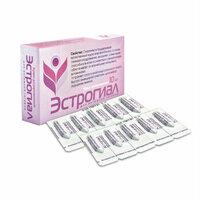 Эстрогиал крем для интимной гигиены дозированный, 10 шт.