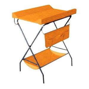 Пеленальный столик ФЕЯ 4249, оранжевый