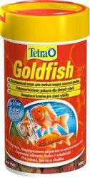 """Корм """"Tetra Goldfish"""" для всех видов золотых рыбок (хлопья), 100 мл"""