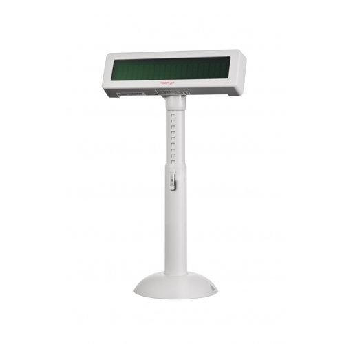 Дисплей покупателя Posiflex PD-2800 (USB) зеленый светофильтр