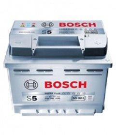 Аккумулятор 52 а/ч , европейская полярность BOSCH 552 400 047 S4 (002) BOSCH-552400-S4